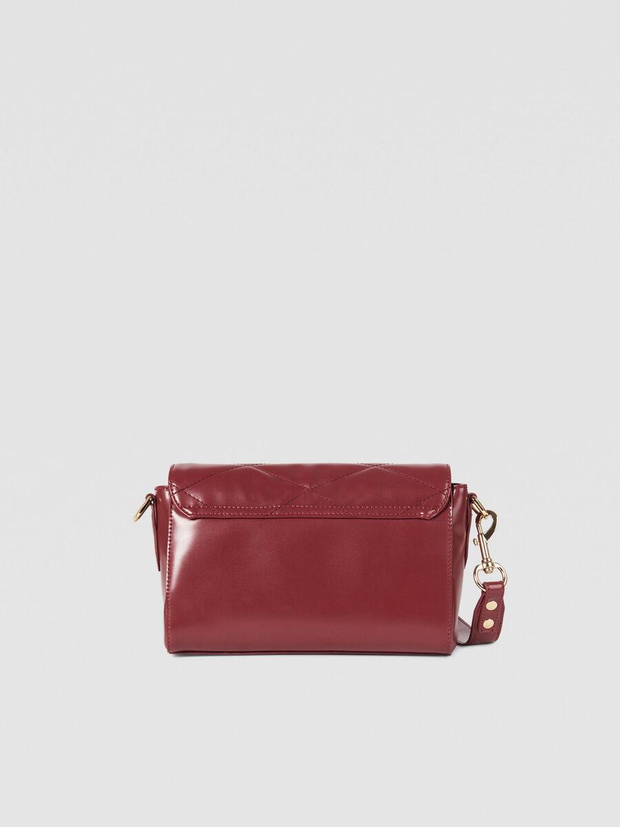 Medium T-Easy Cacciatora bag in faux leather