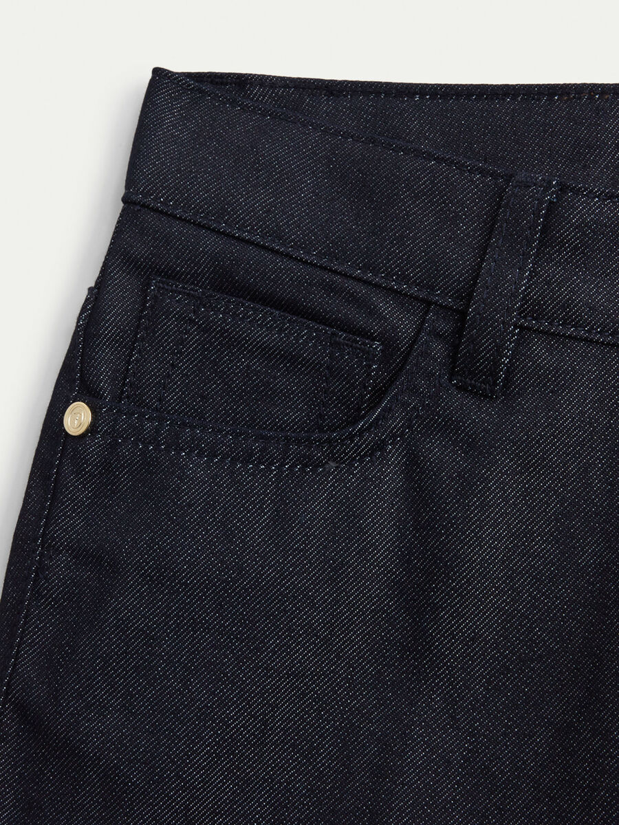 New Bell jeans in cotton denim