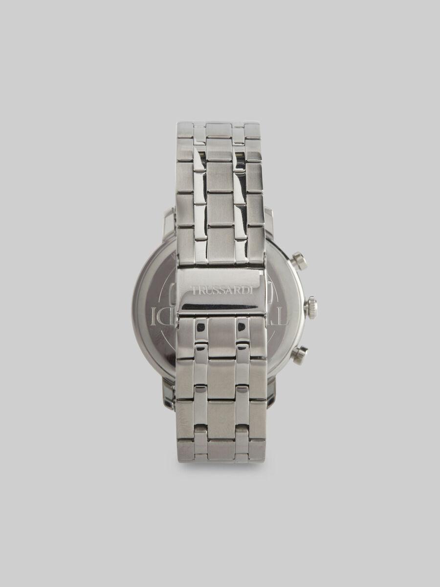 Orologio T-Couple 43MM con bracciale in acciaio