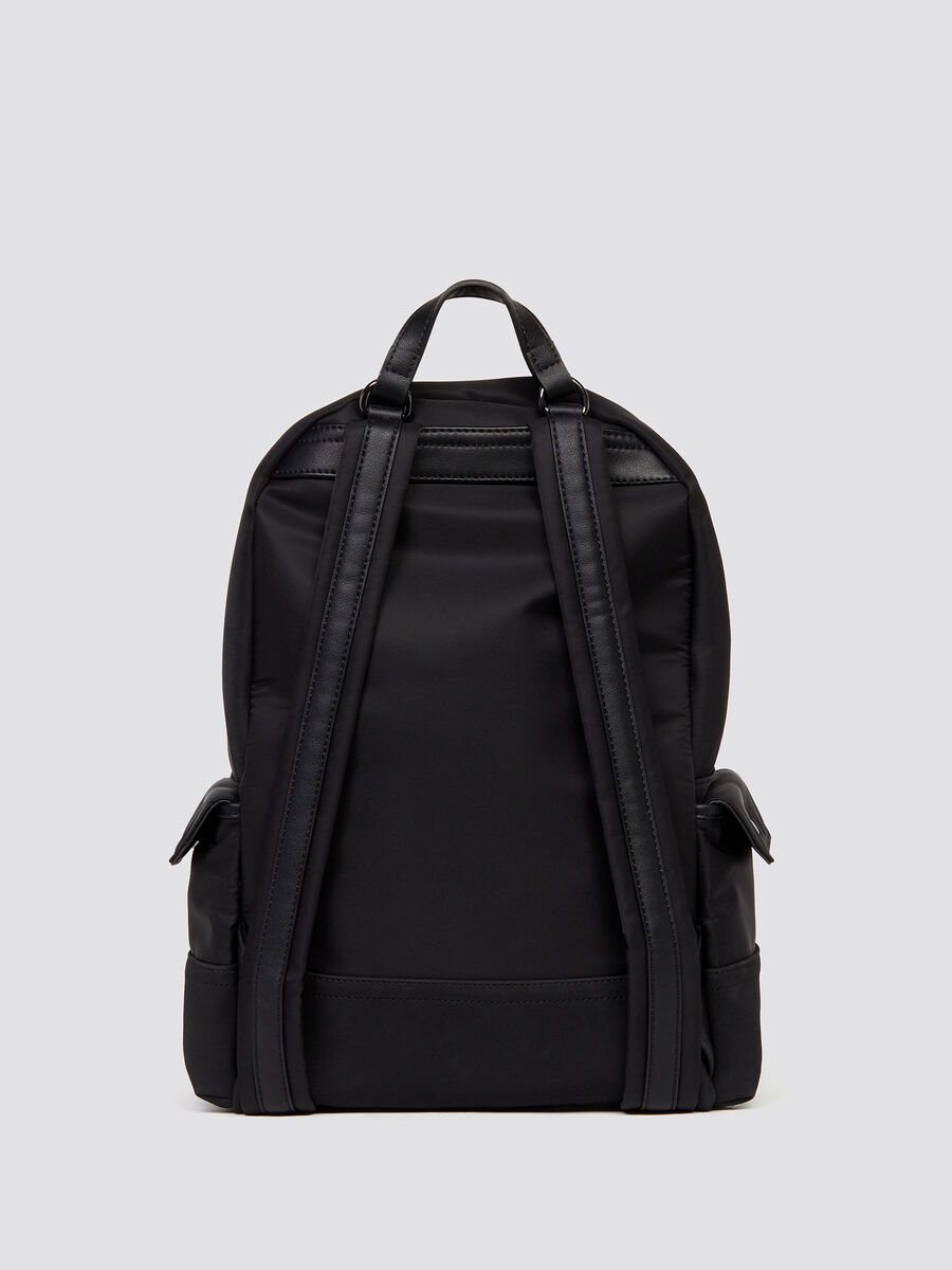 Ticinese backpack with pockets