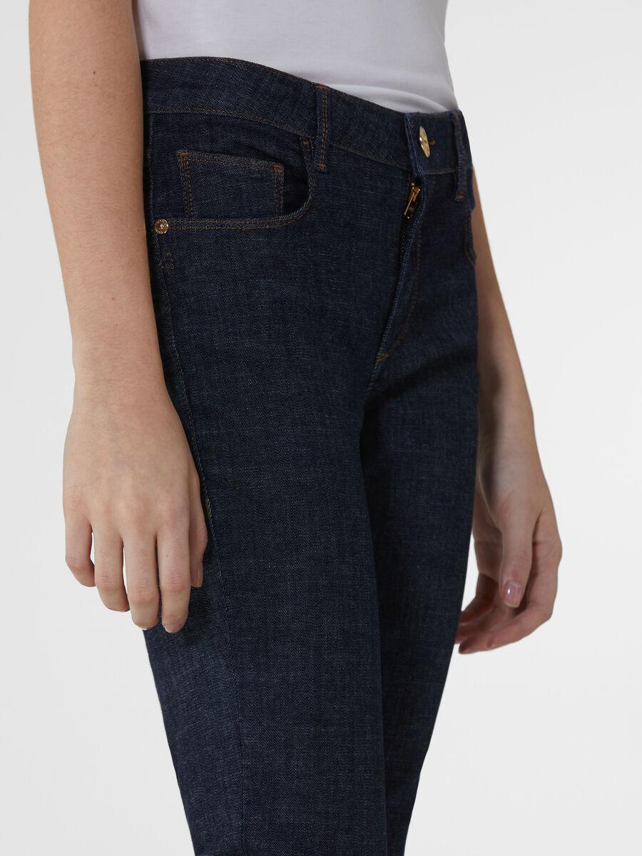 Regular-fit 260 jeans in Cross Estela denim