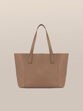 Shopping Bag Olivia medium in pelle Lordship