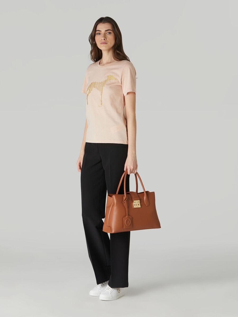 Medium Tulip tote bag