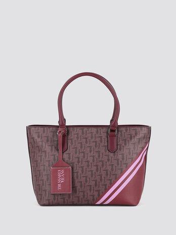 Medium Vaniglia shopping bag
