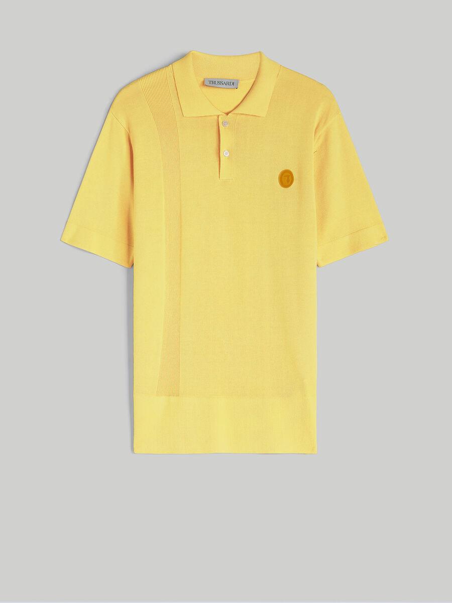 Poloshirt im Regular-Fit aus Vanise-Viskose