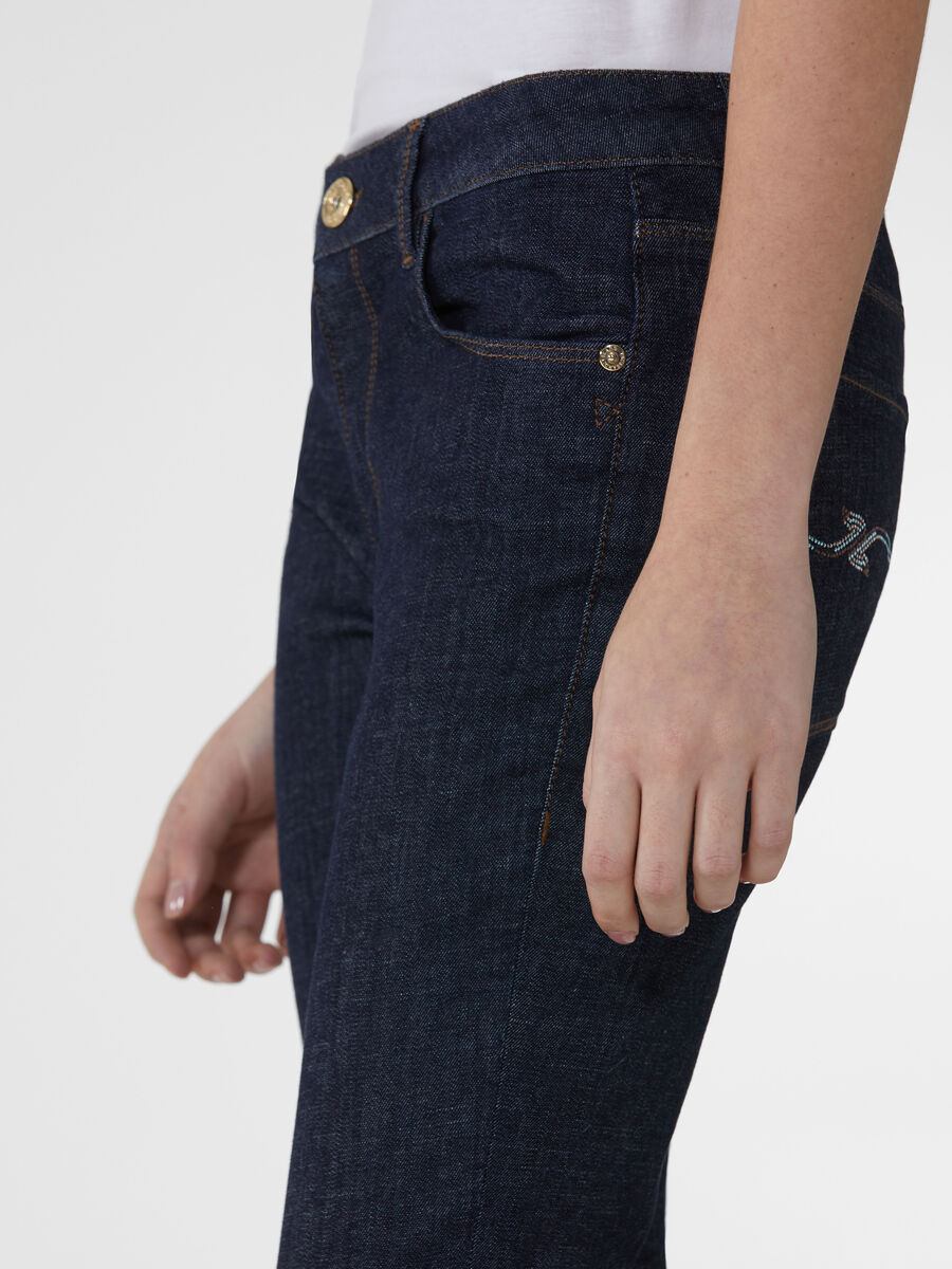 Vaqueros 260 de corte regular en denim Cross Estela