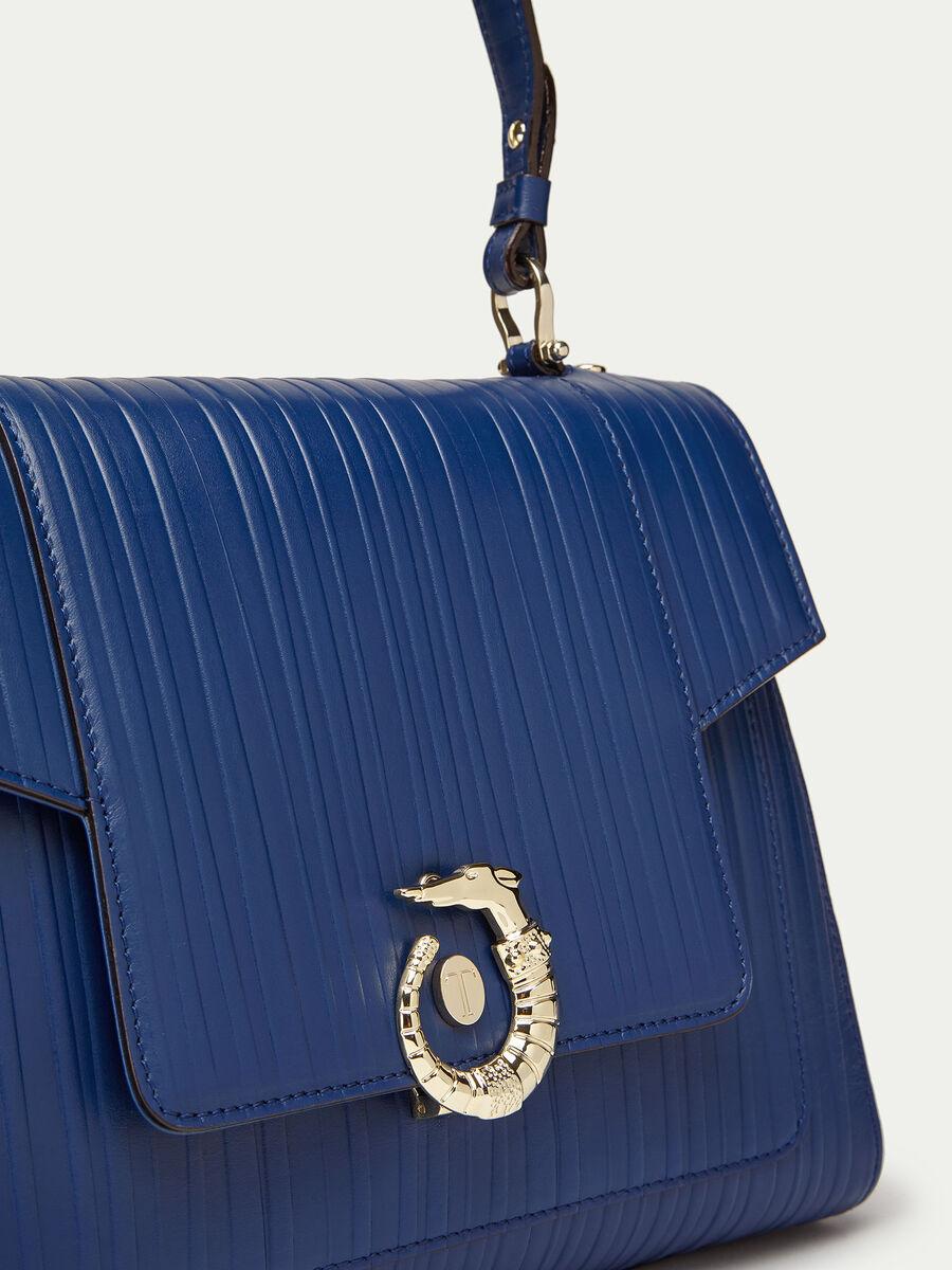 Lovy Bag in Regular Groesse aus Kalbsleder Tresor