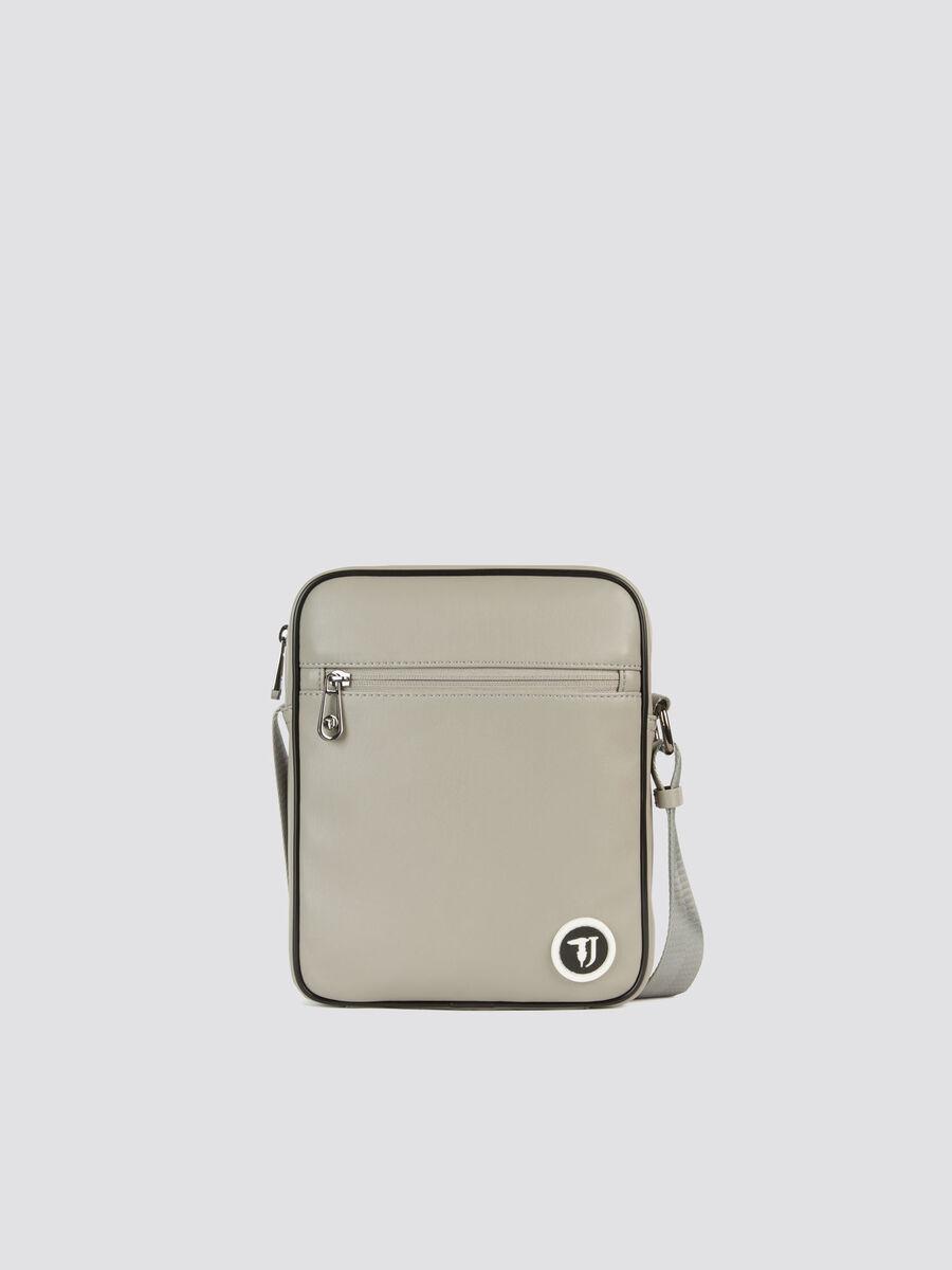 Borsa T-Cube reporter medium in similpelle e tracolla