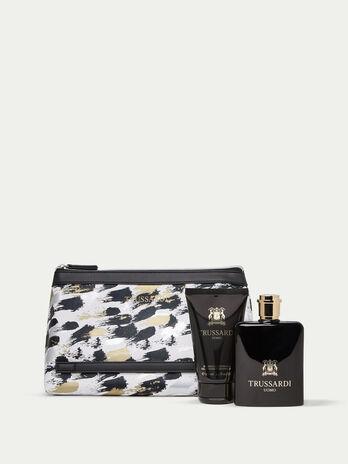 Trussardi Uomo Perfume   Shower Gel and Toiletry Bag Set