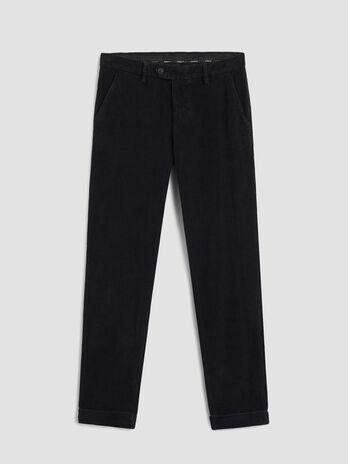 Corduroy Byron fit trousers
