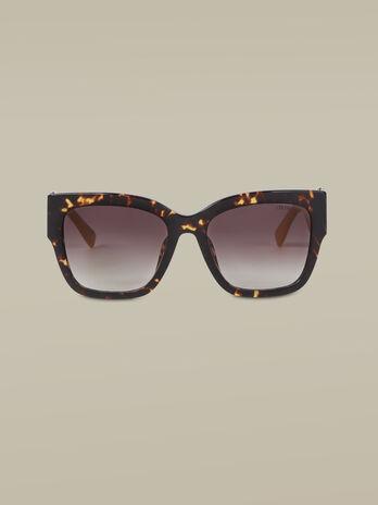Gafas de sol de gran tamano de acetato