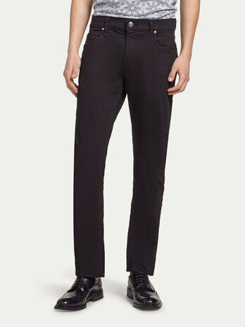 Stretch Jeans in Maltinto Optik