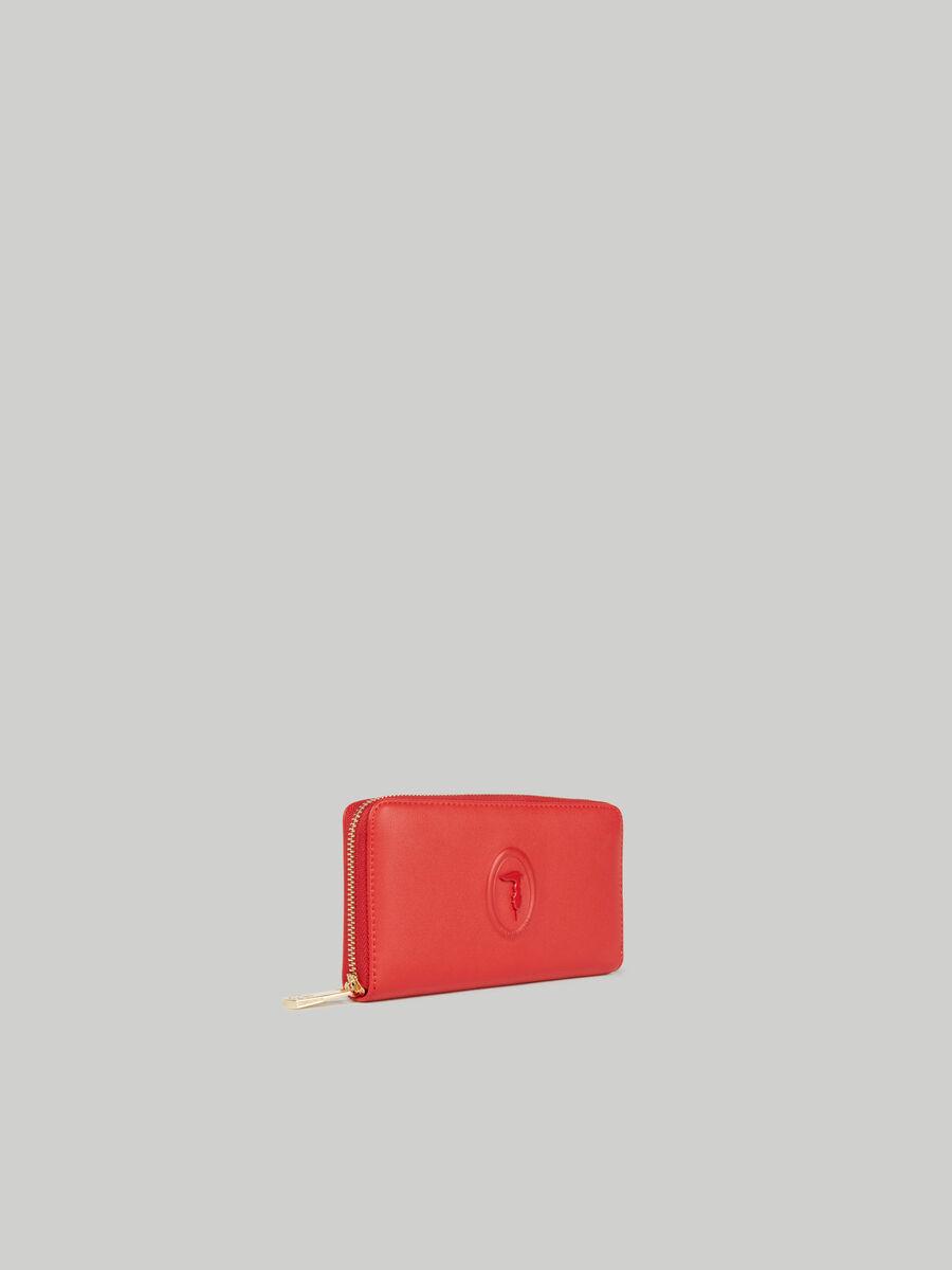 Large Lisbona zip around purse