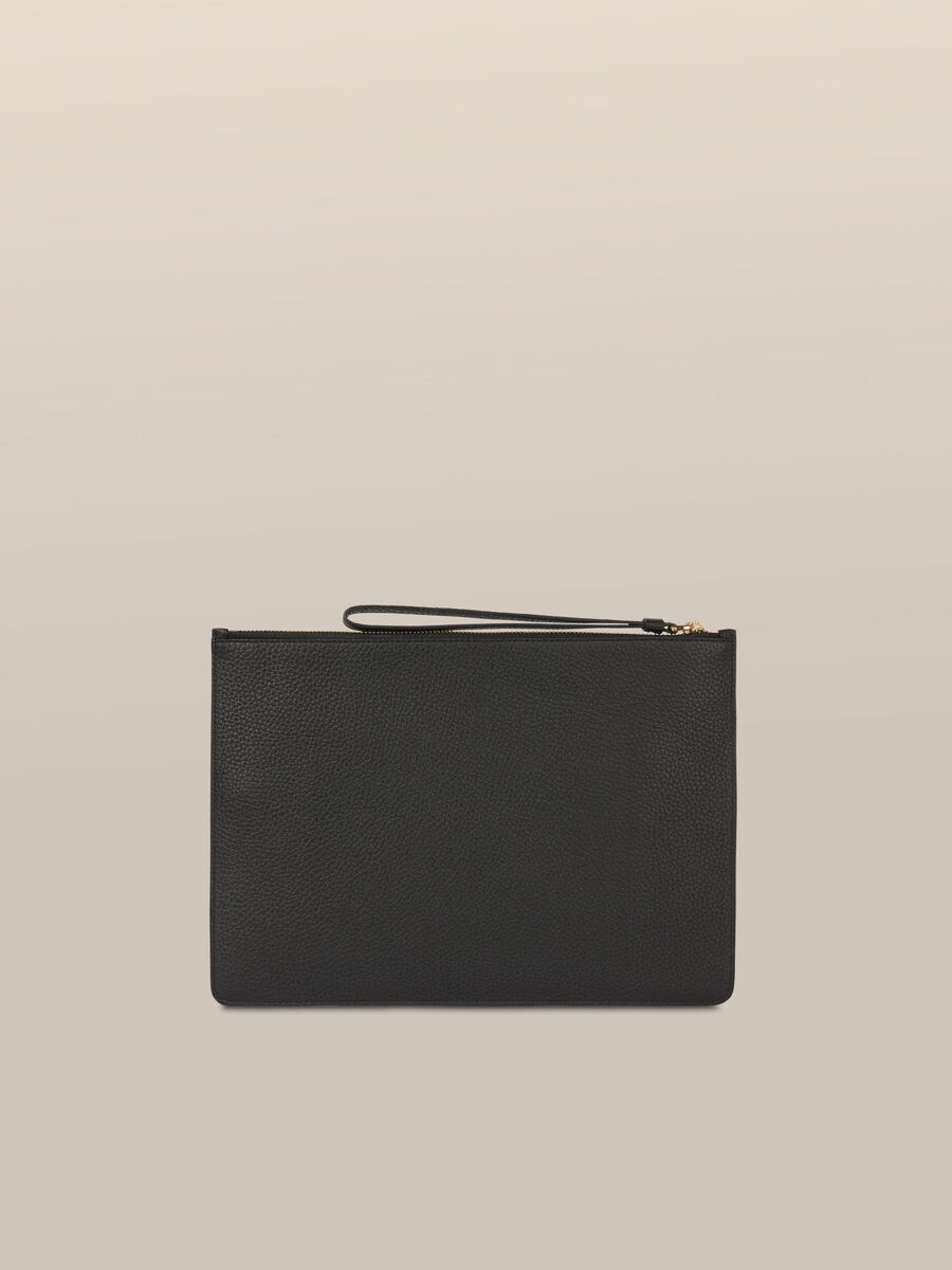 Olivia pouch in Lordship leather