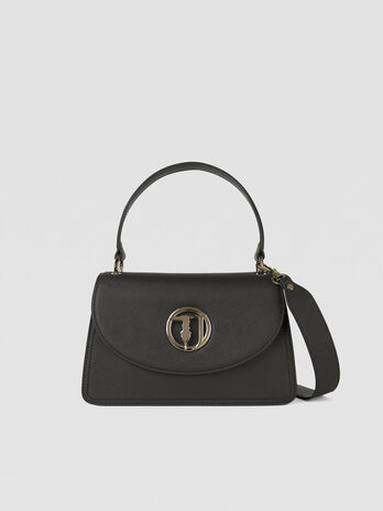 Medium Sophie crossbody bag in faux leather