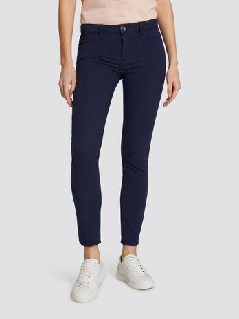 Garment dyed super skinny Seasonal 206 jeans