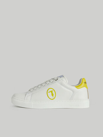 Sneaker Galium Pop in similpelle