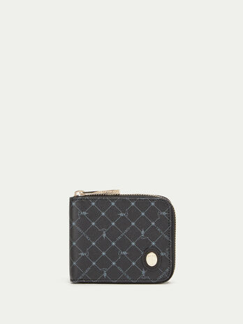 Medium crespo leather Monogram wallet