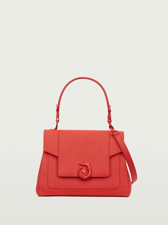 Lovy bag in crespo leather