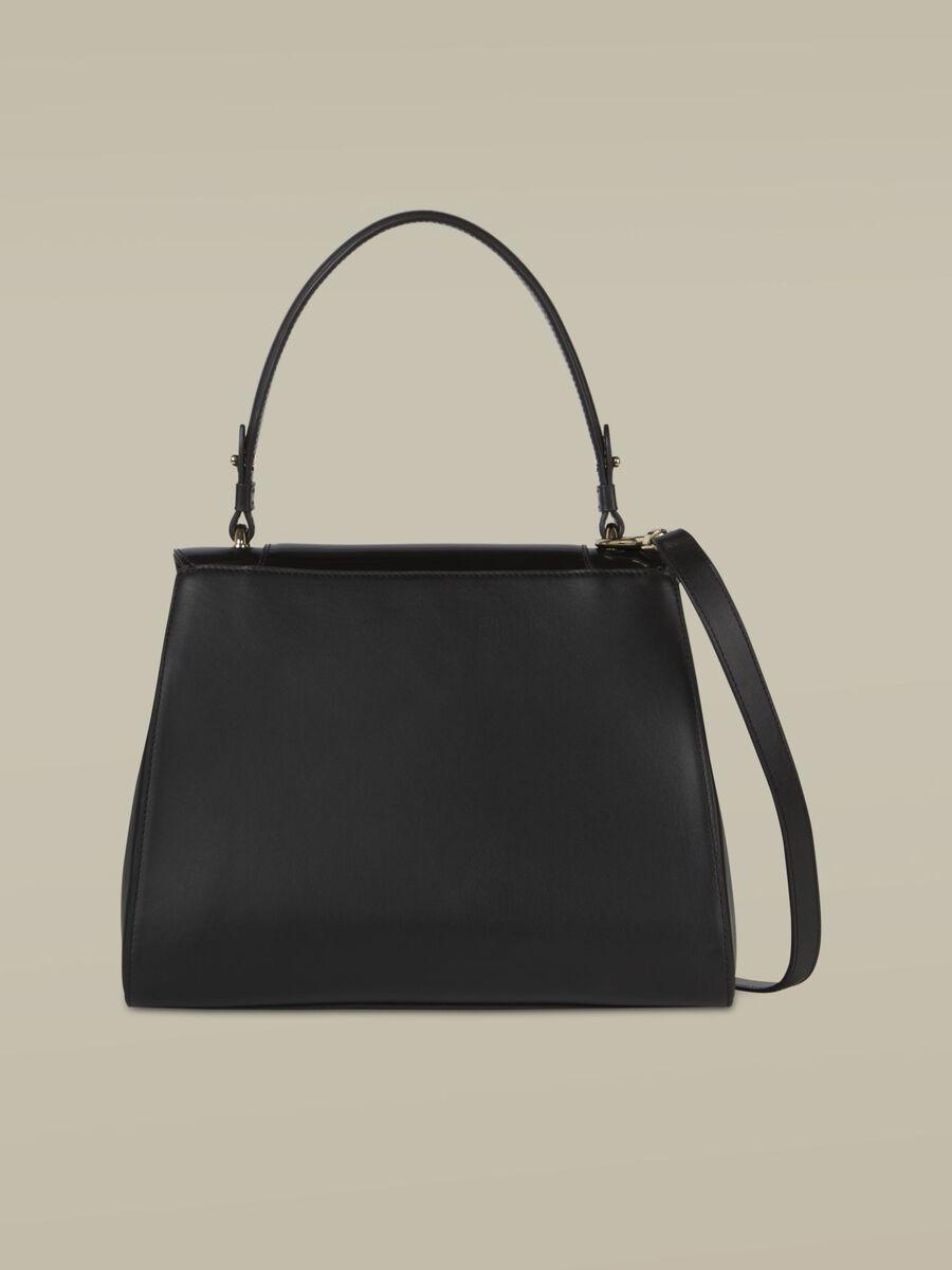Handbag New Lovy regular in pelle specchio