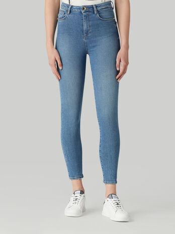 Jeans 208 Sophie in denim 80S