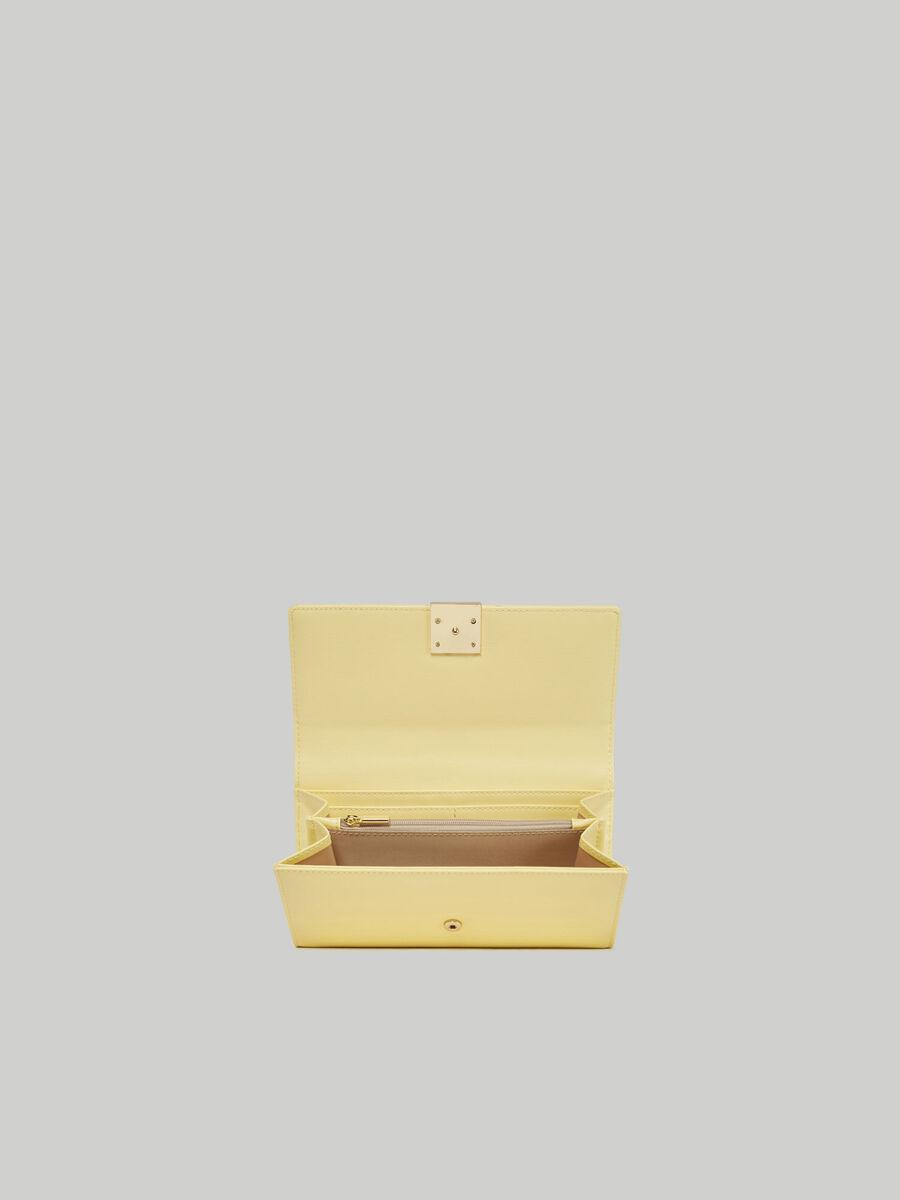 Klassische Geldboerse Large Lione aus Kunstleder