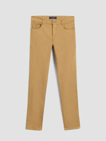 Cotton sateen Close 370 trousers