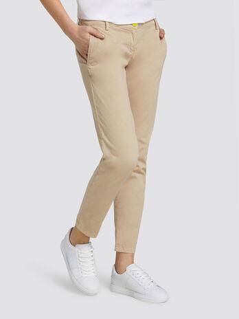 Pantalon 260 Chinos teint en piece confectionnee