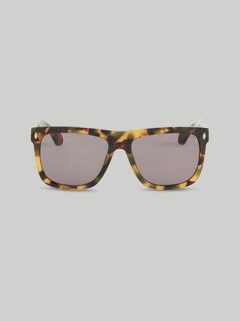 Tortoiseshell acetate sunglasses