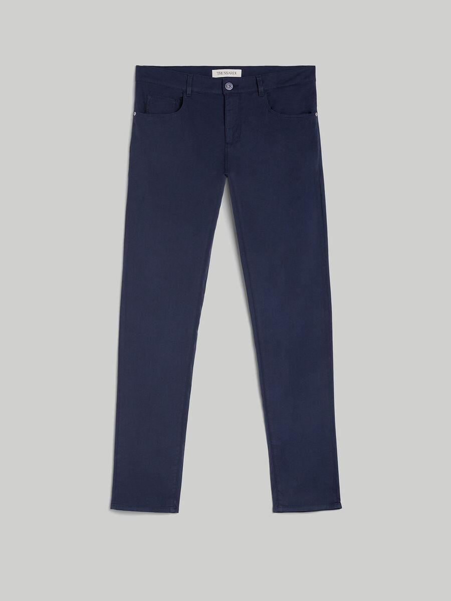 Pantalon 370 Close en toile legere