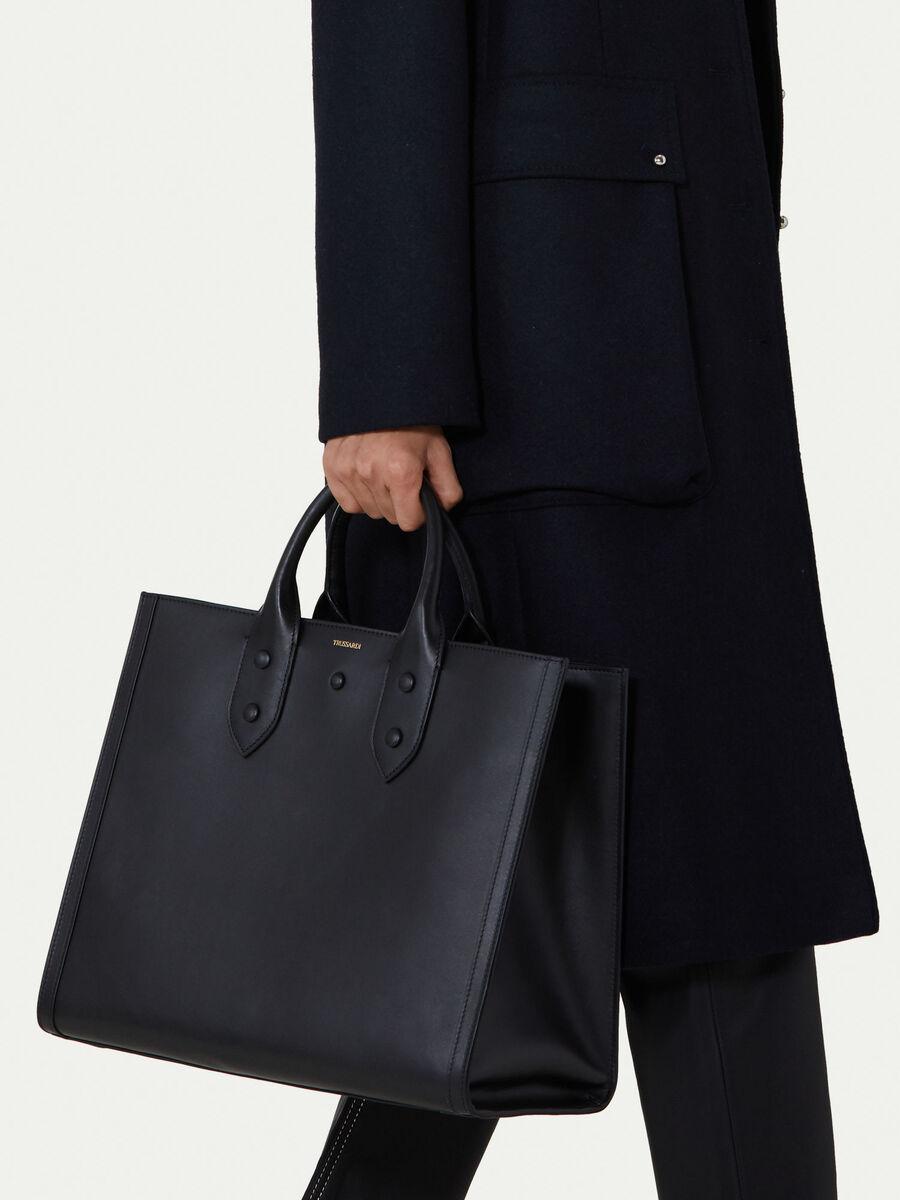 Shopper Venezia Medium aus Leder