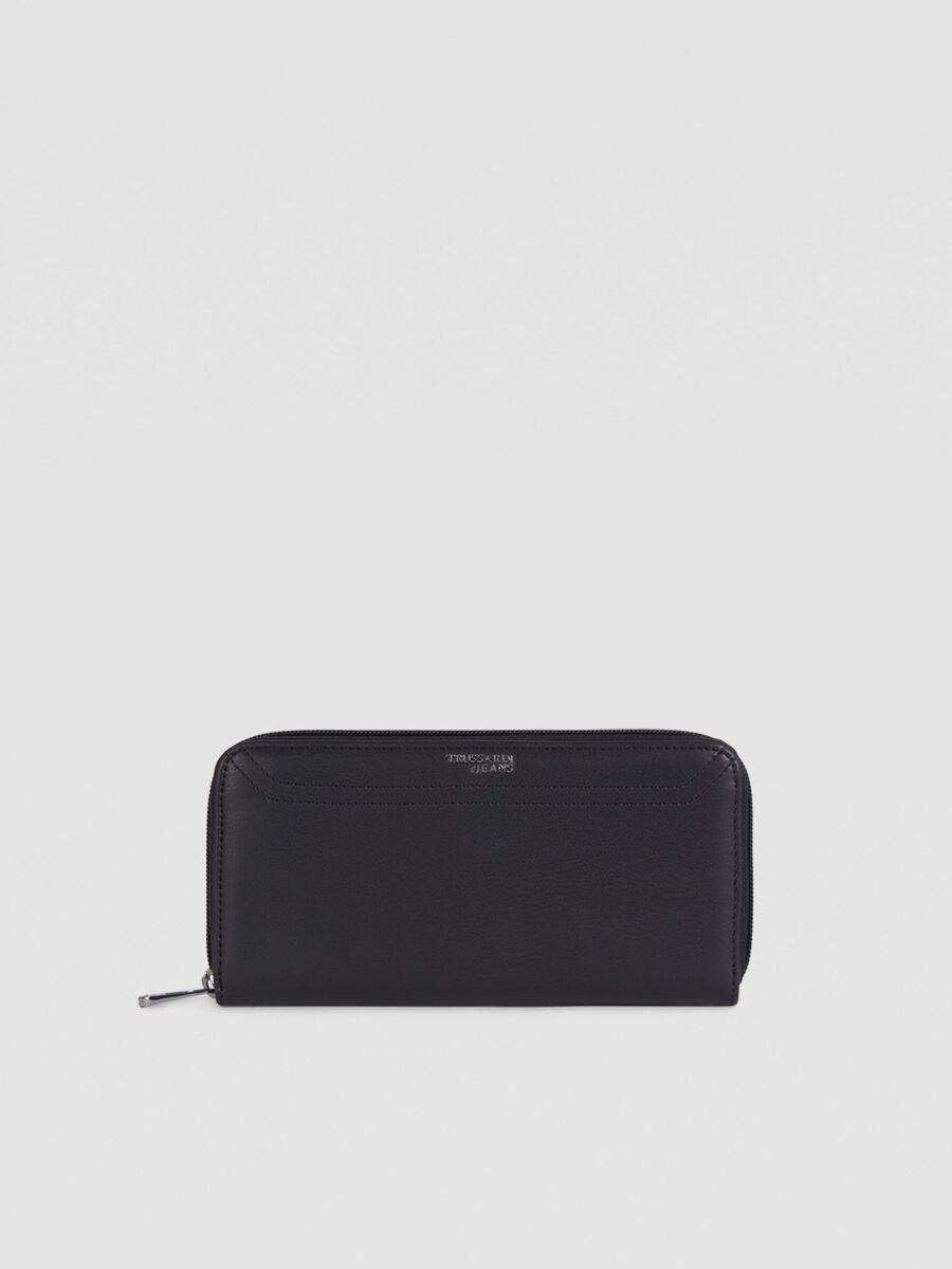 Faux leather Essential Business wallet