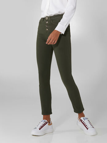 Stretch twill 208 Sophie trousers
