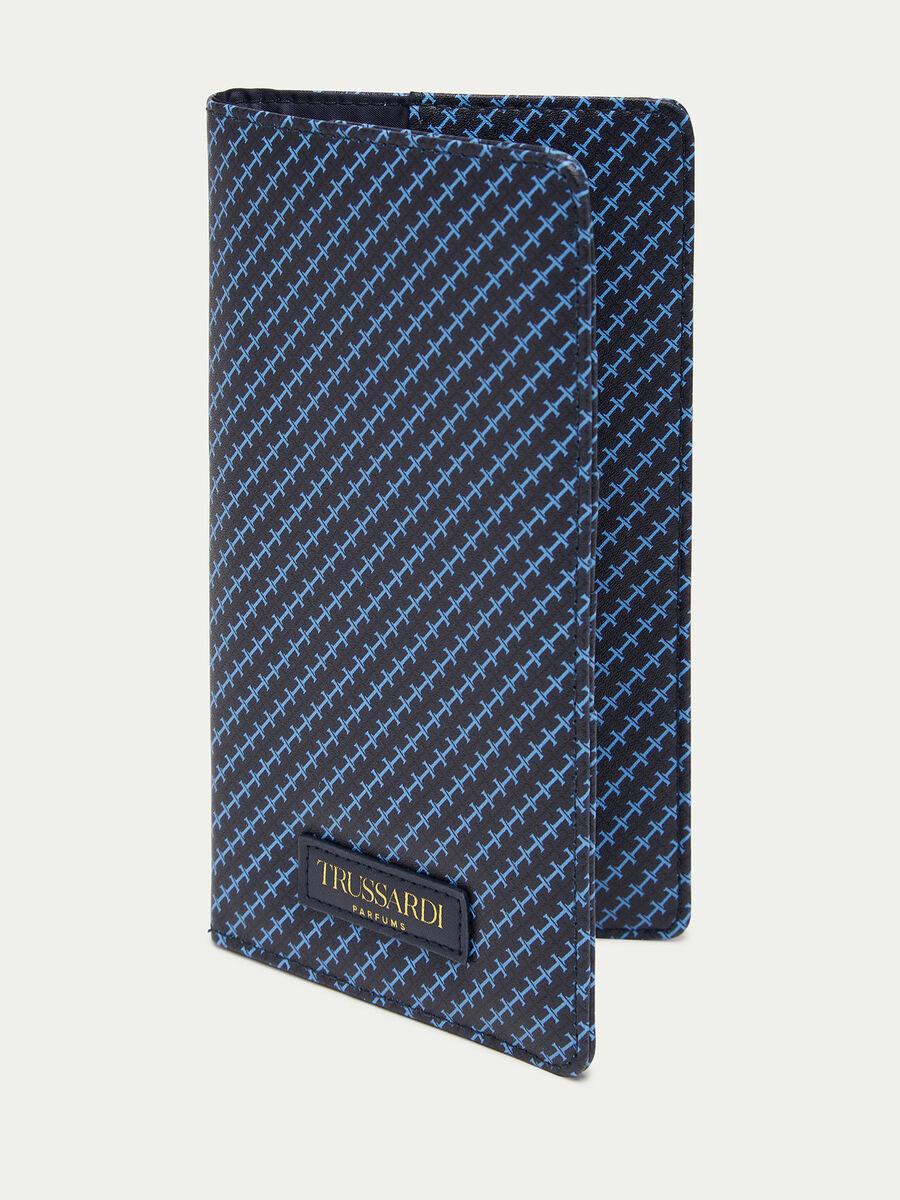 Cofanetto Tussardi Mosaic con profumo e porta passaporto