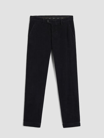 Corduroy Byron fit trousers