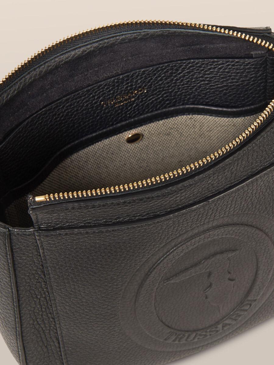 Olivia Cacciatora bag in Lordship leather