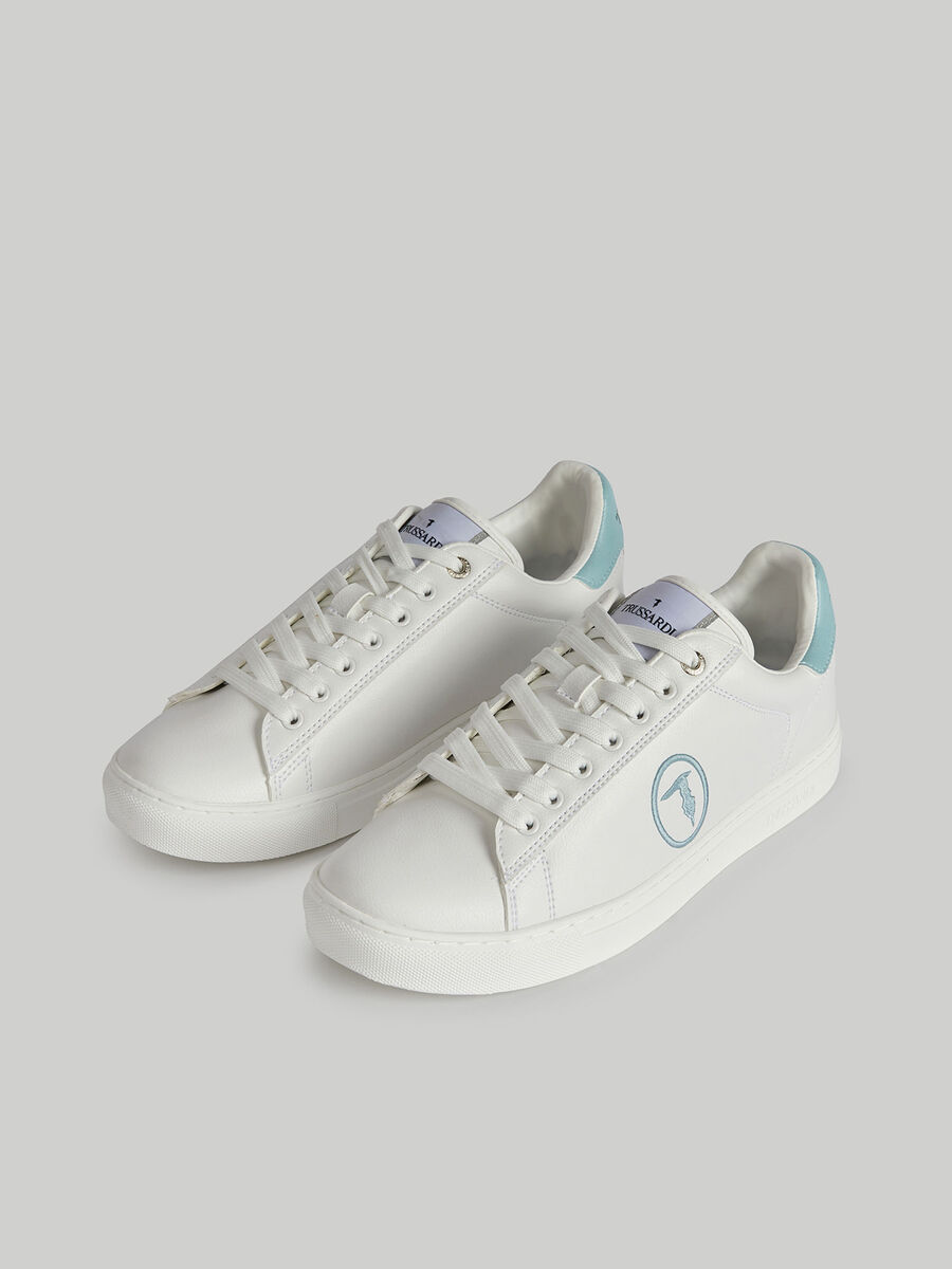 Faux leather Galium Pop sneakers