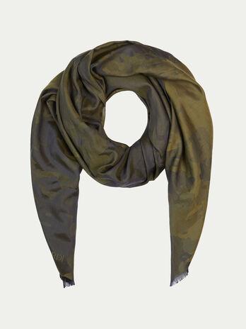 1c0223ef2096b Écharpes et foulards pour femmes | Trussardi ®