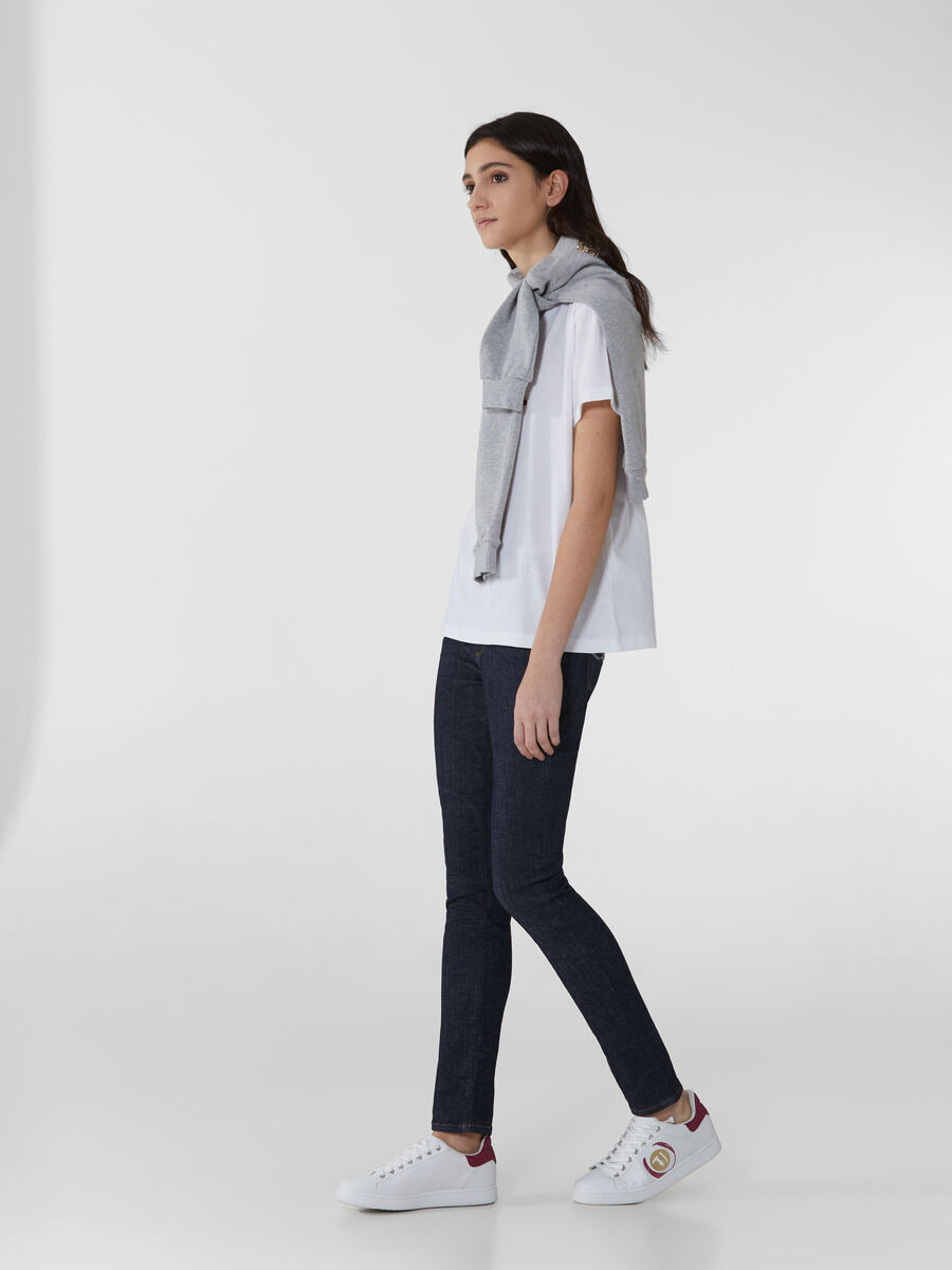 Regular-fit 260 jeans in Cross Estela denim
