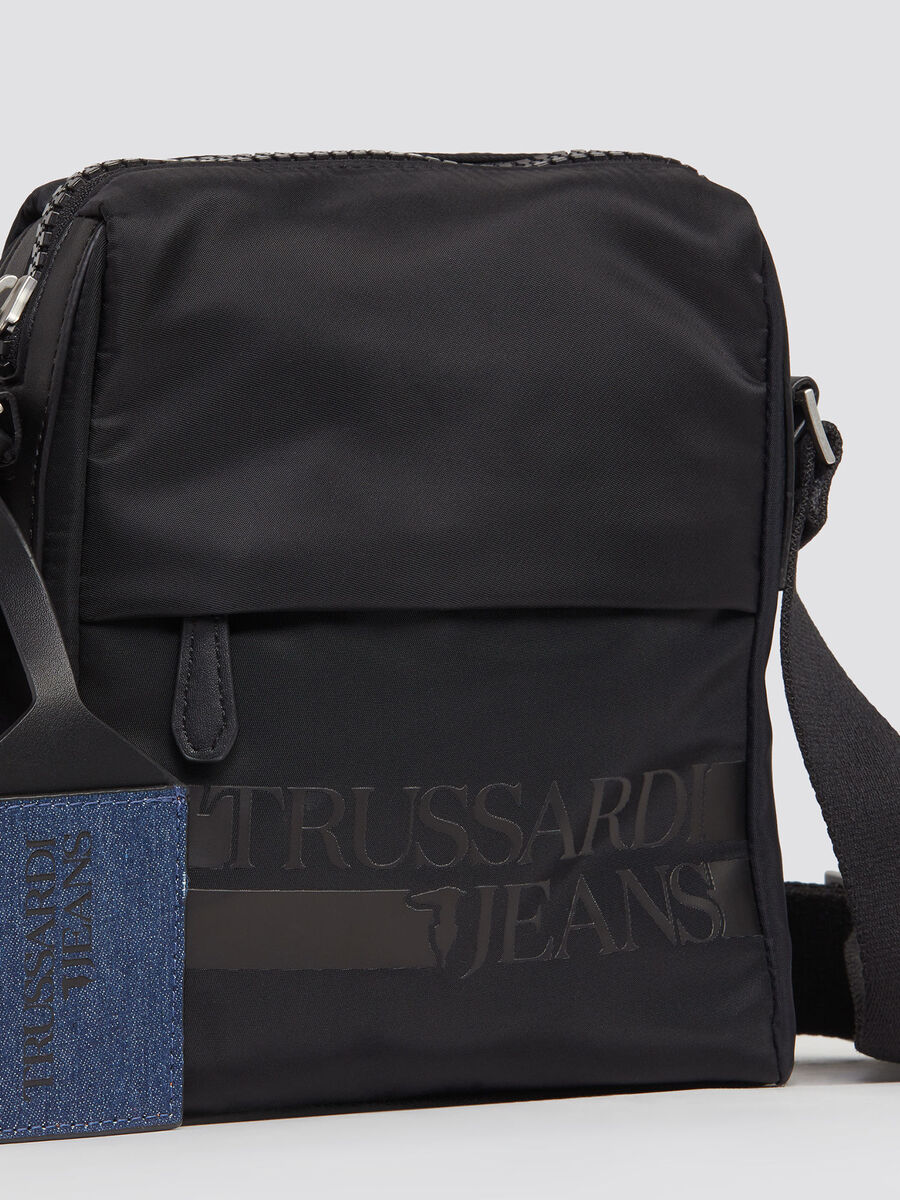 Turati Reporter bag with shoulder strap