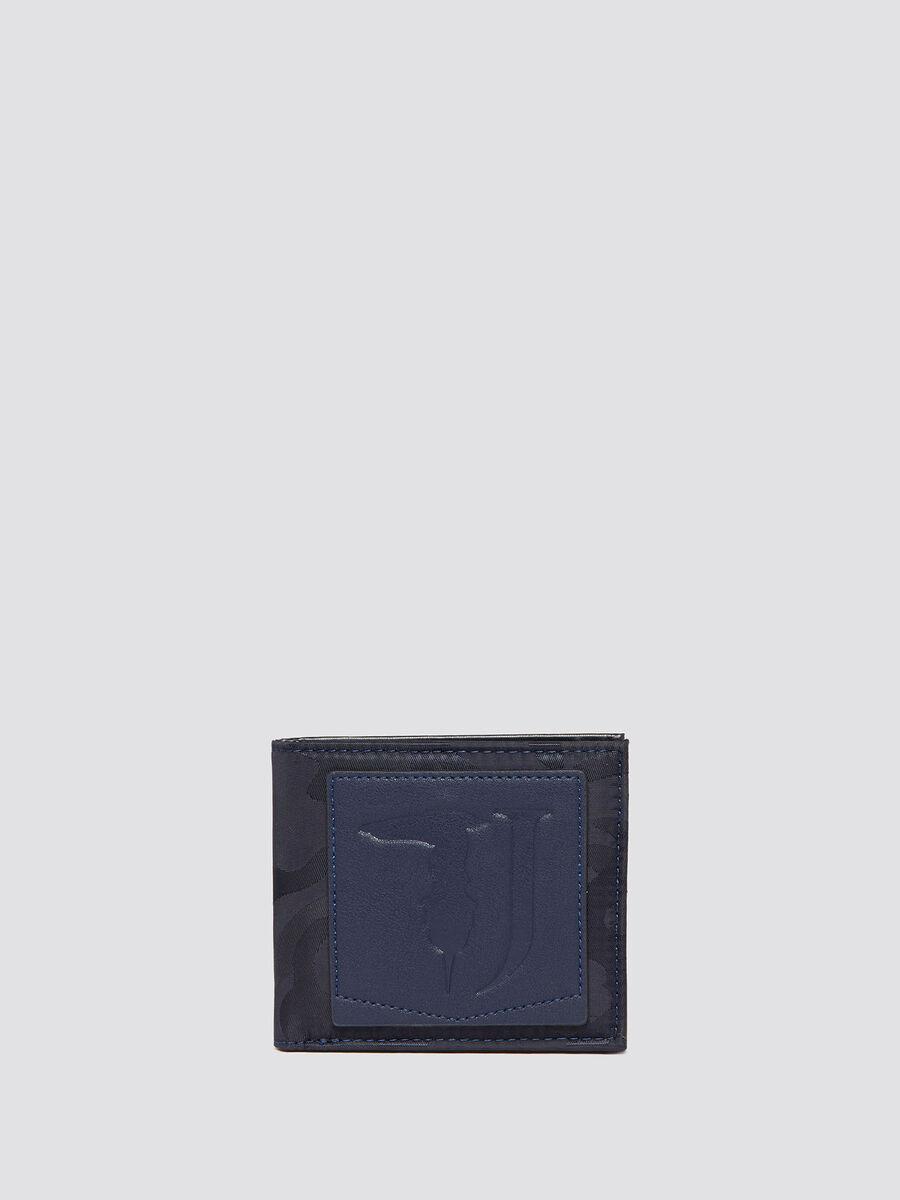 Geldboerse Ticinese aus Nylon Camouflage