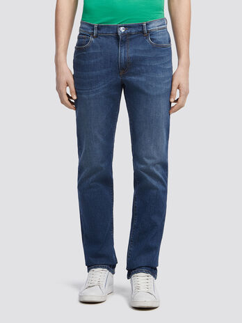 Jean super stone washed