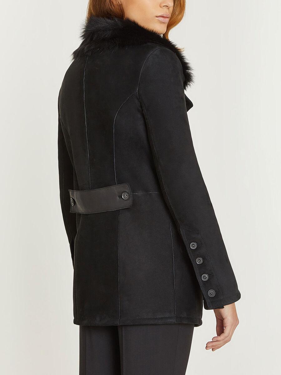 Cappotto in pelliccia