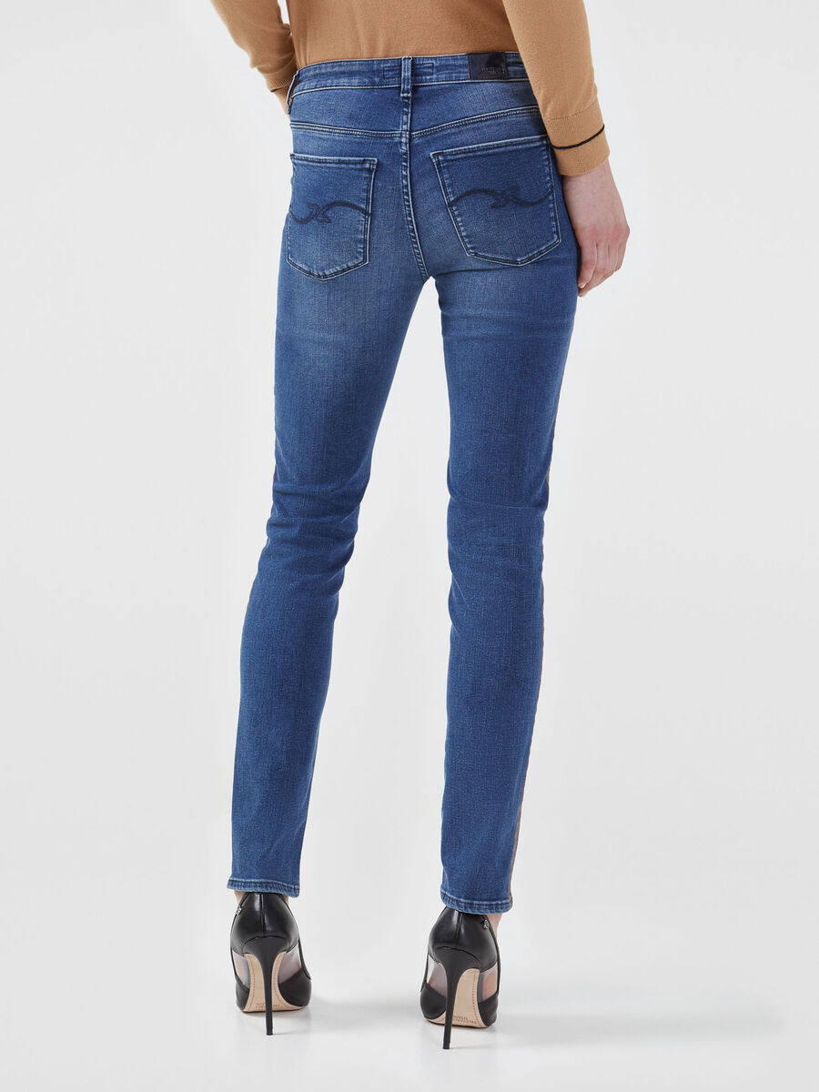 Regular fit 260 jeans in stretchy Roxy denim