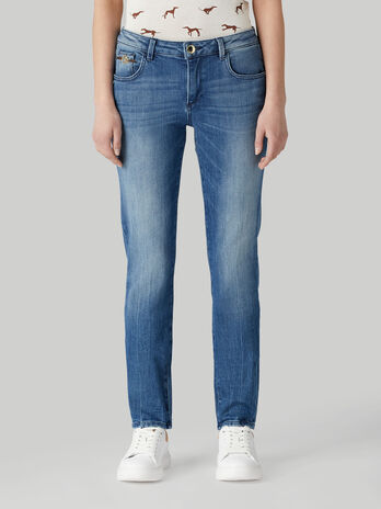 Jeans 260 regular fit in denim