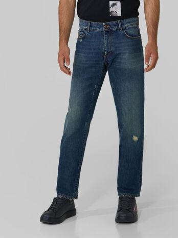 Firm denim Close 370 jeans