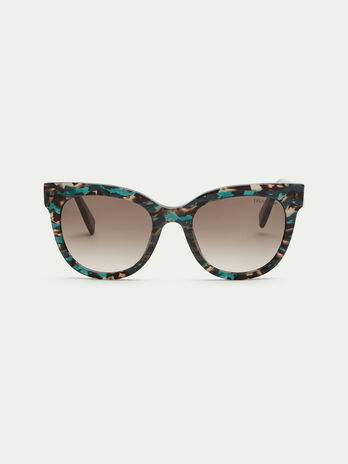 Sunglasses with Levriero greyhound detail