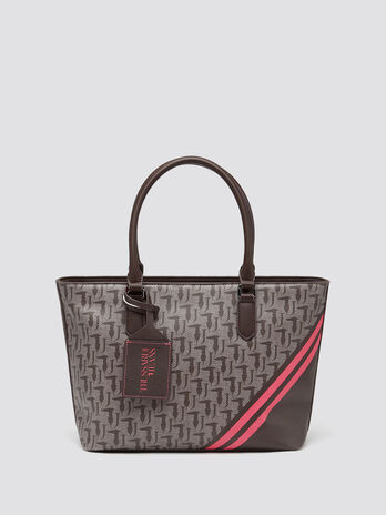 Medium Vaniglia shopping bag