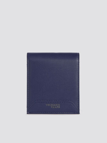 Faux leather Business Affair wallet with coin pocket
