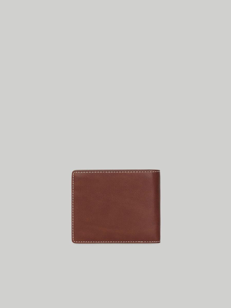 Leisure bi-fold wallet